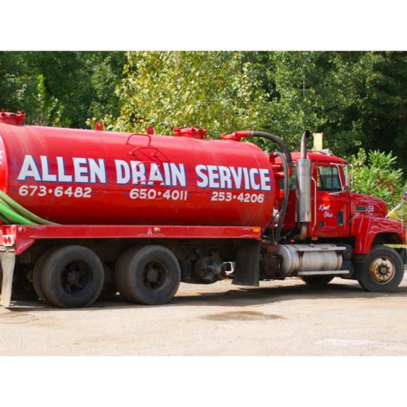 Allen Drain Svc Inc - Kent, OH 44240 - (330) 673-6482 | ShowMeLocal.com