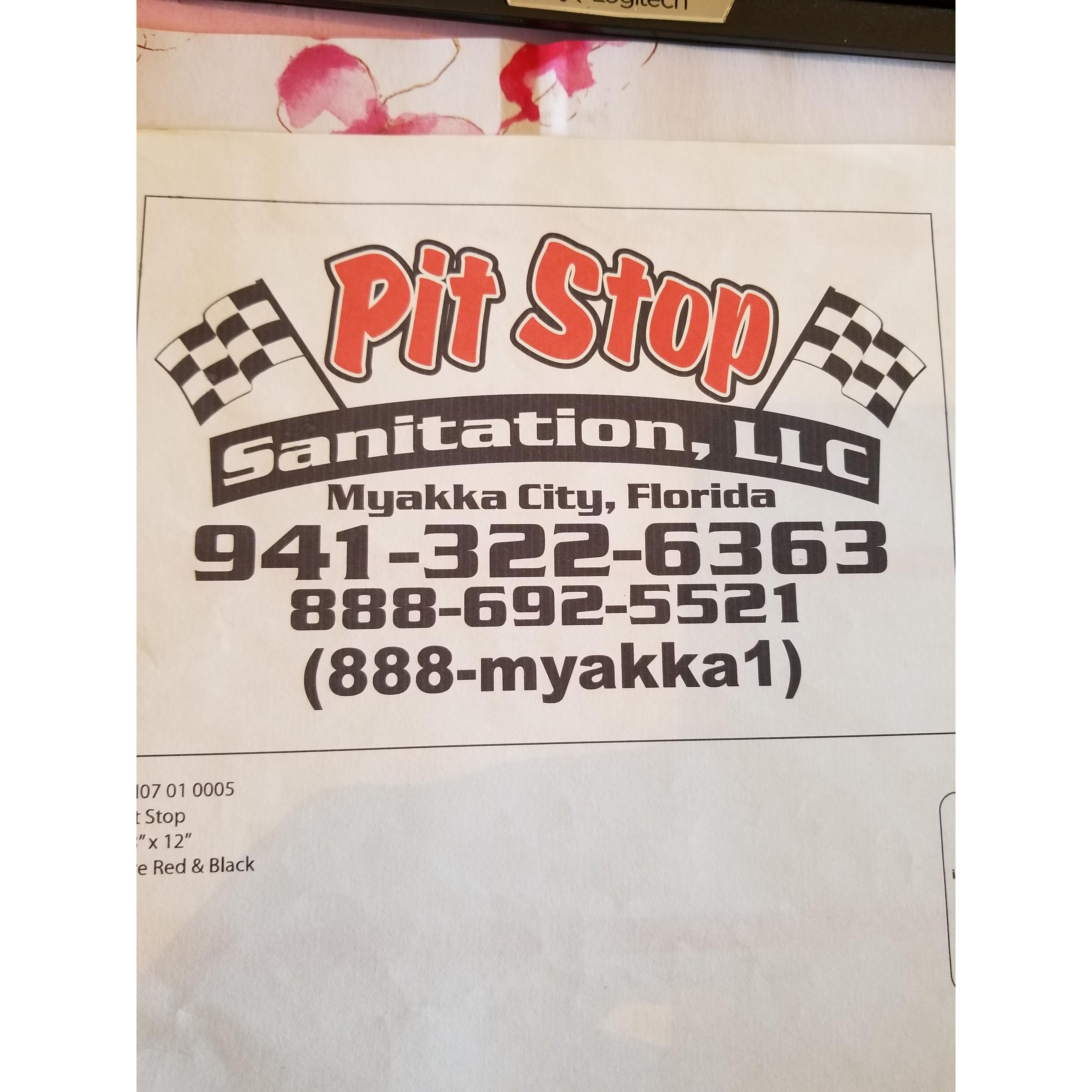 Pit Stop Sanitation LLC image 4