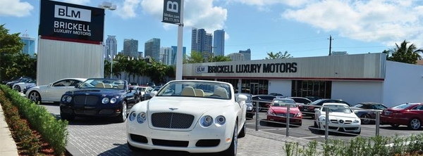 brickell luxury motors miami fl used topix