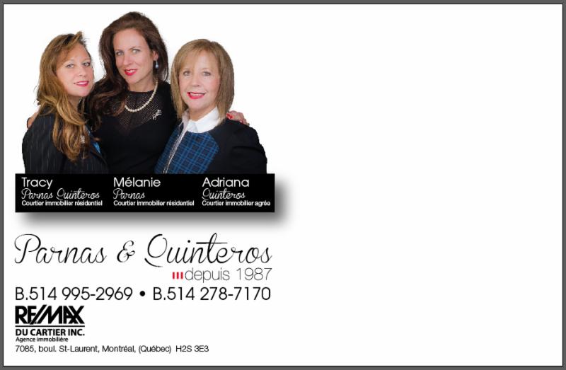 Parnas & Quinteros Courtiers Immobiliers Résidentiels
