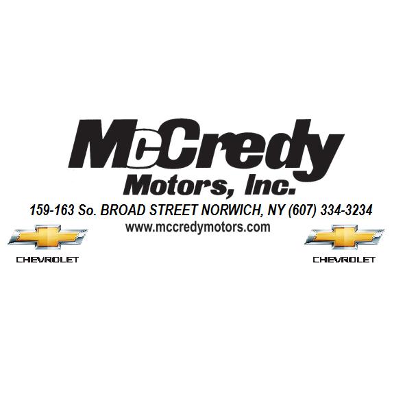 Mccredy Motors Inc In Norwich Ny 13815 Citysearch