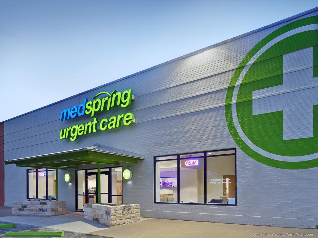 MedSpring Urgent Care - Barton Springs image 0