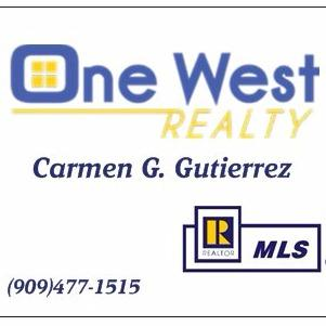 REALTOR, Carmen G Gutierrez with One West Realty