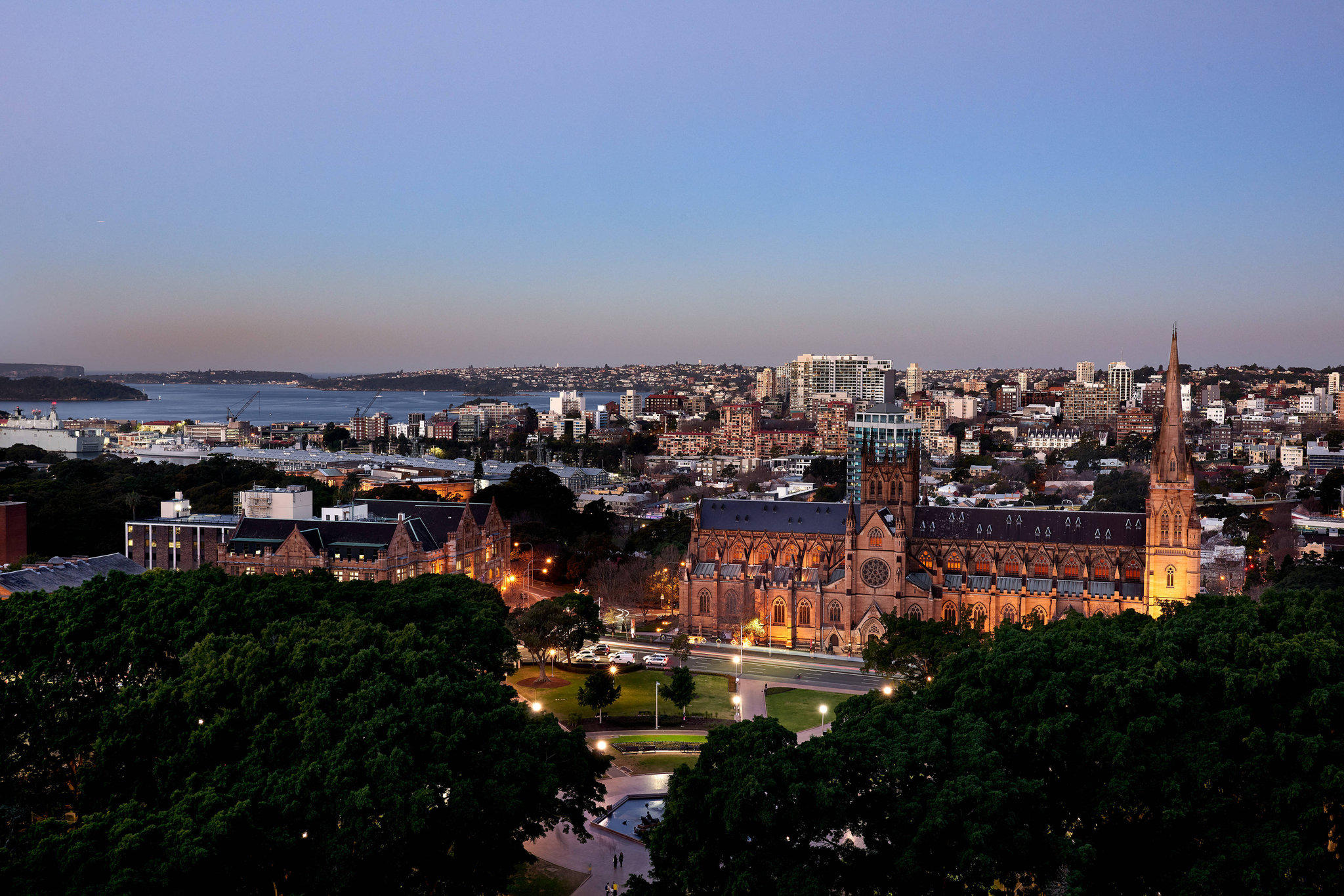 Sheraton Grand Sydney Hyde Park