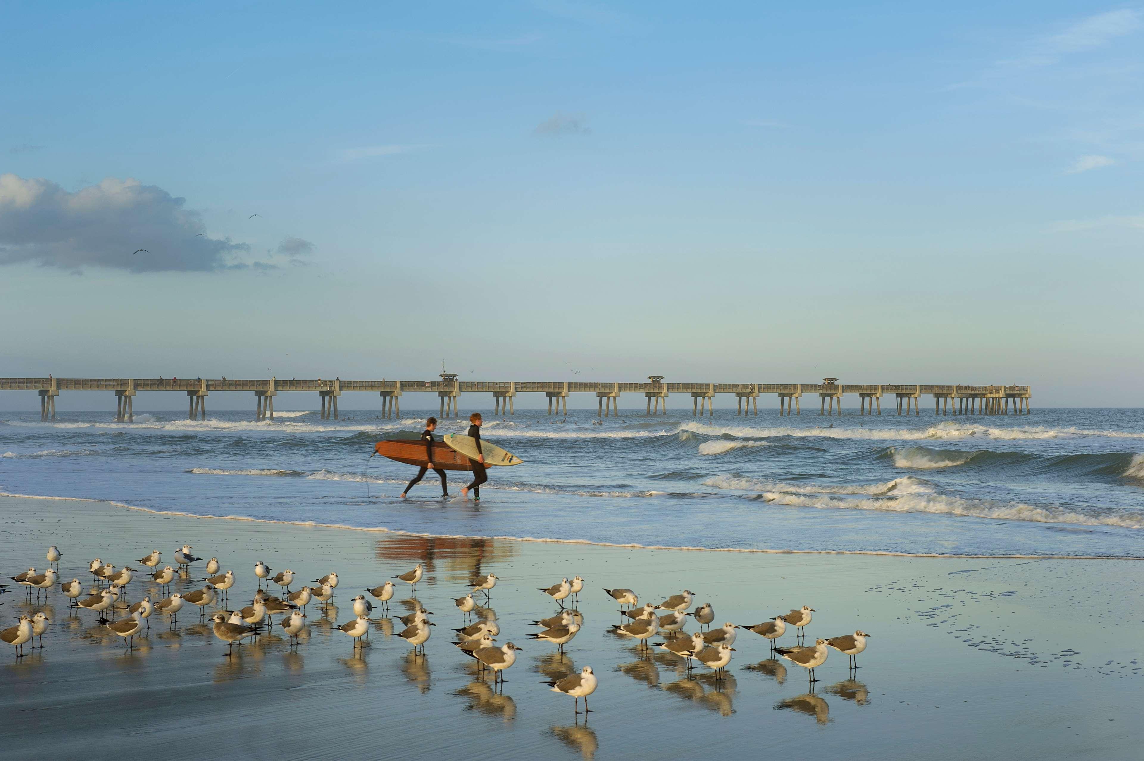 Seawalk Hotel Jacksonville Beach