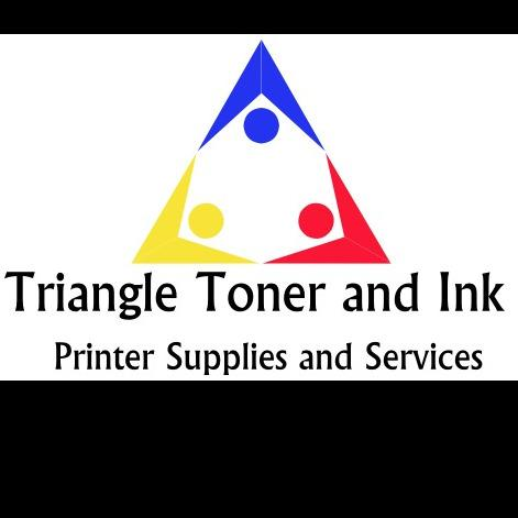 Triangle Toner and Ink