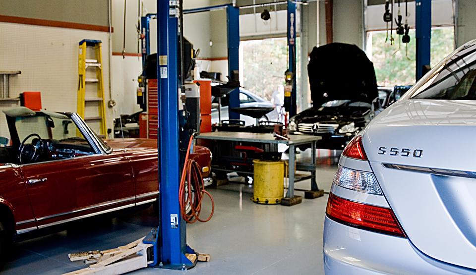 Alex Automotive Mercedes Sales & Service image 3