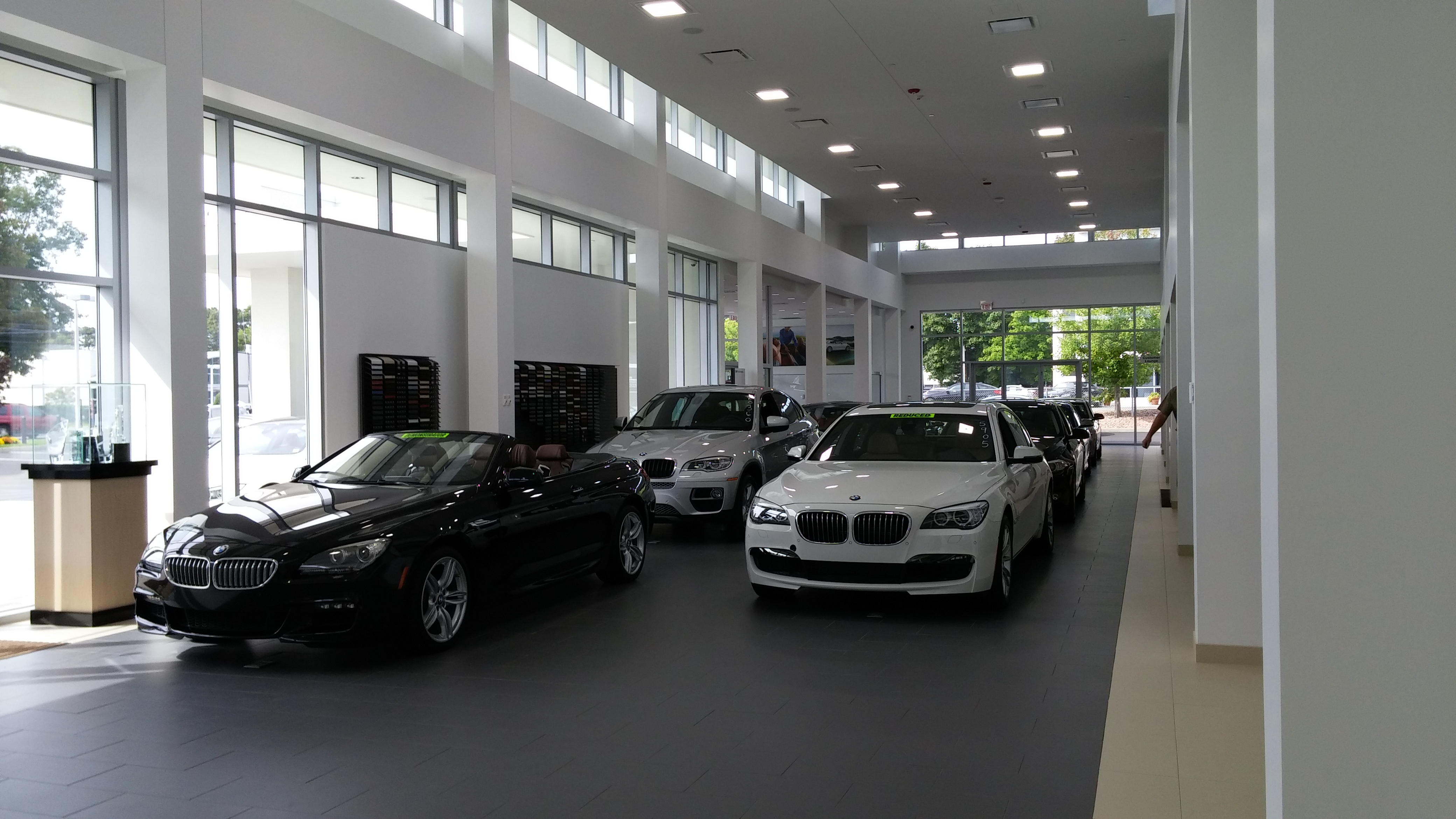 Competition BMW of Smithtown at 599 Middle Country Road, Saint James, NY on Fave