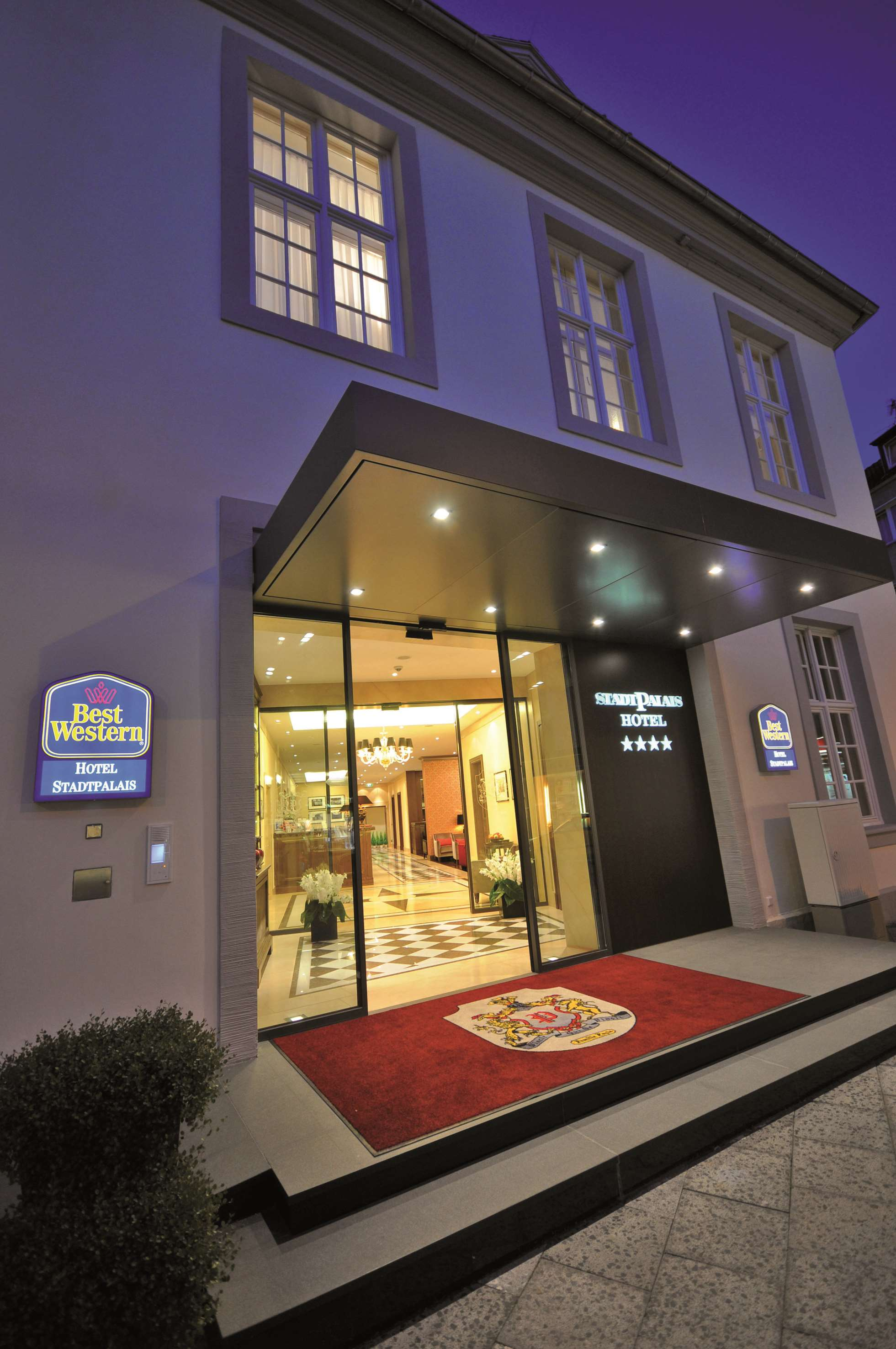 Best western plus hotel stadtpalais hotels hotels for Design hotel braunschweig