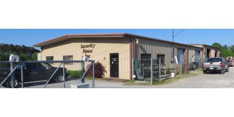 Security Fence, Inc.