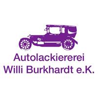 Logo von Autolackiererei Willi Burkhardt e.K.