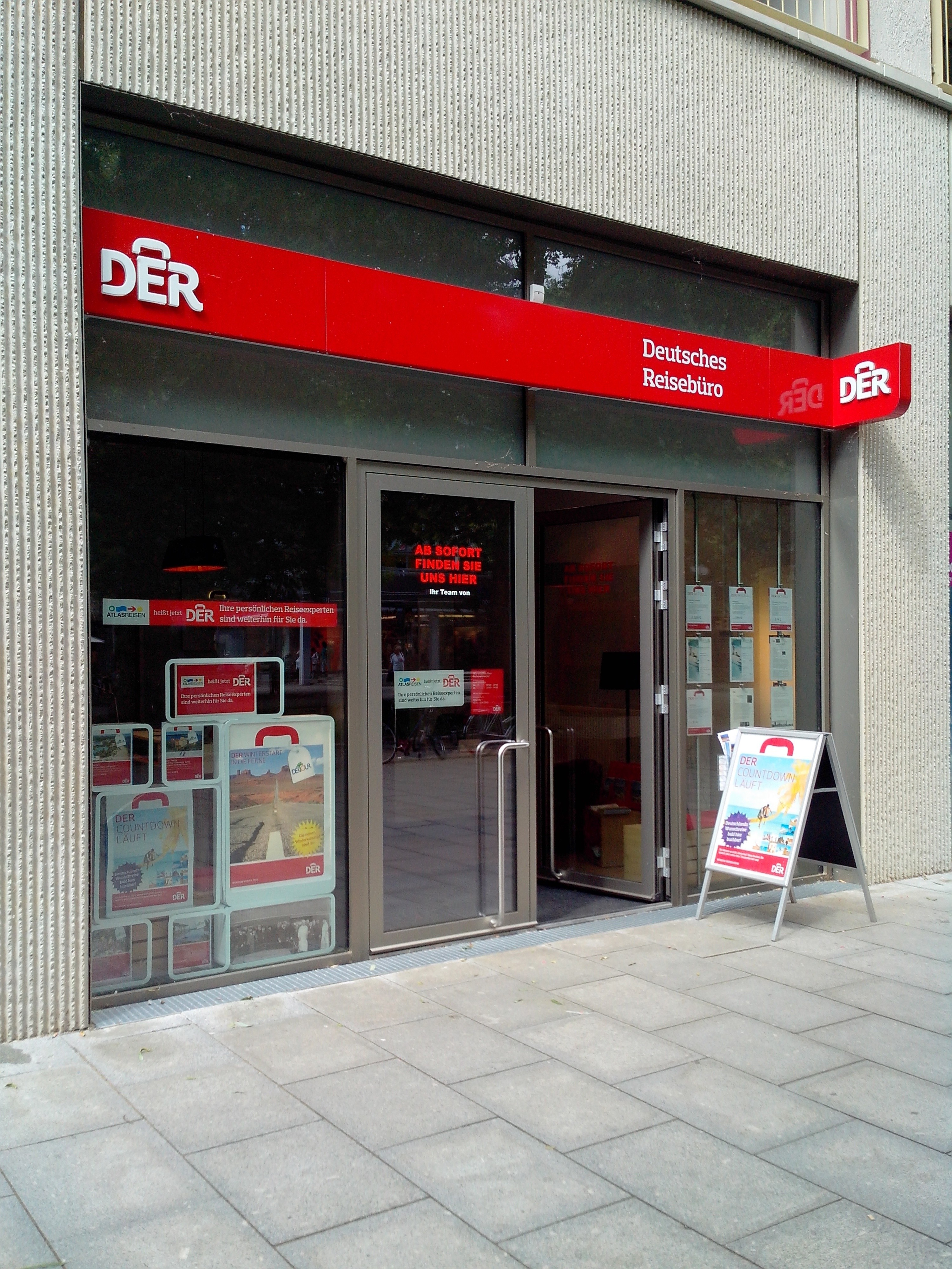DER Deutsches Reisebüro, Hauptstraße 5 in Dresden