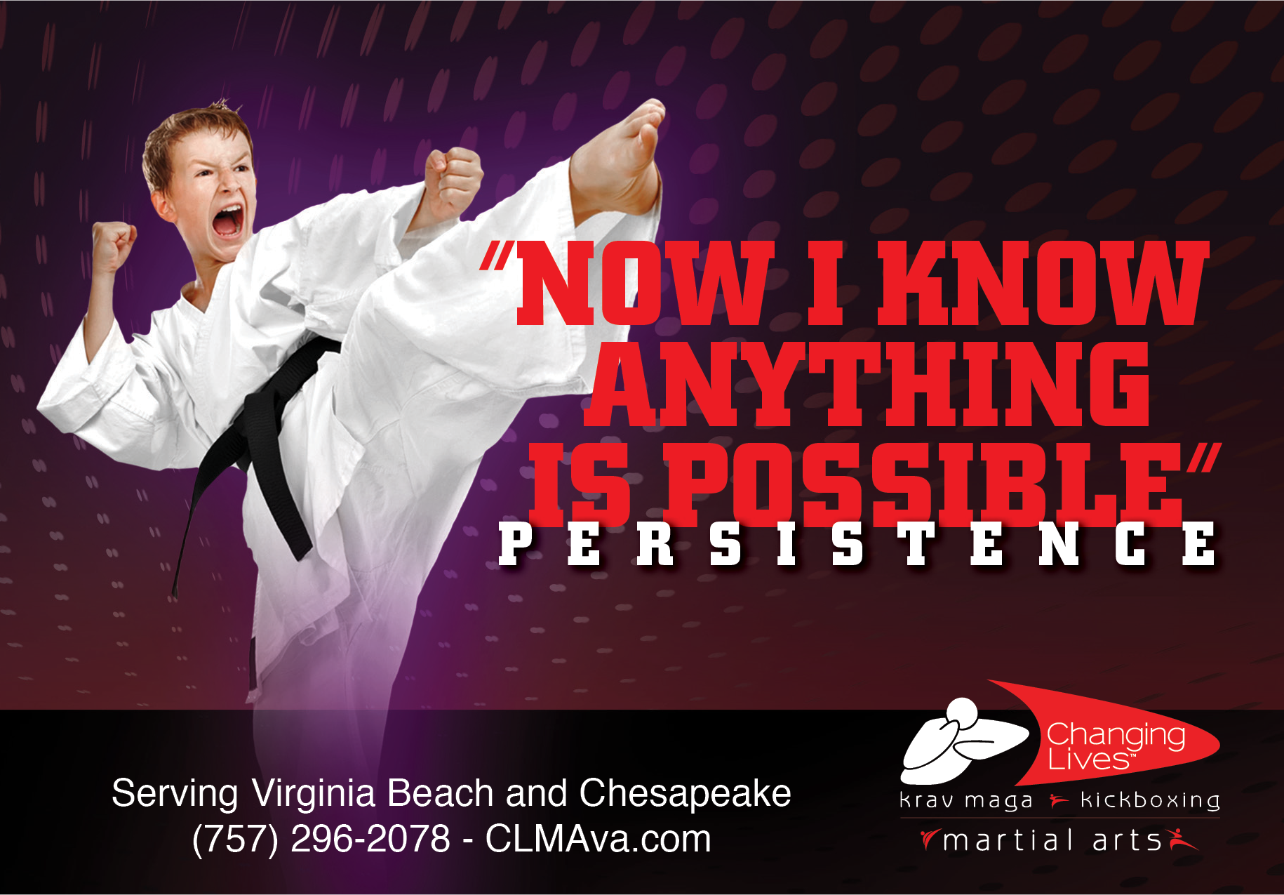 Changing Lives Martial Arts Greenbrier image 2