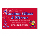 Custom Glass & Mirror