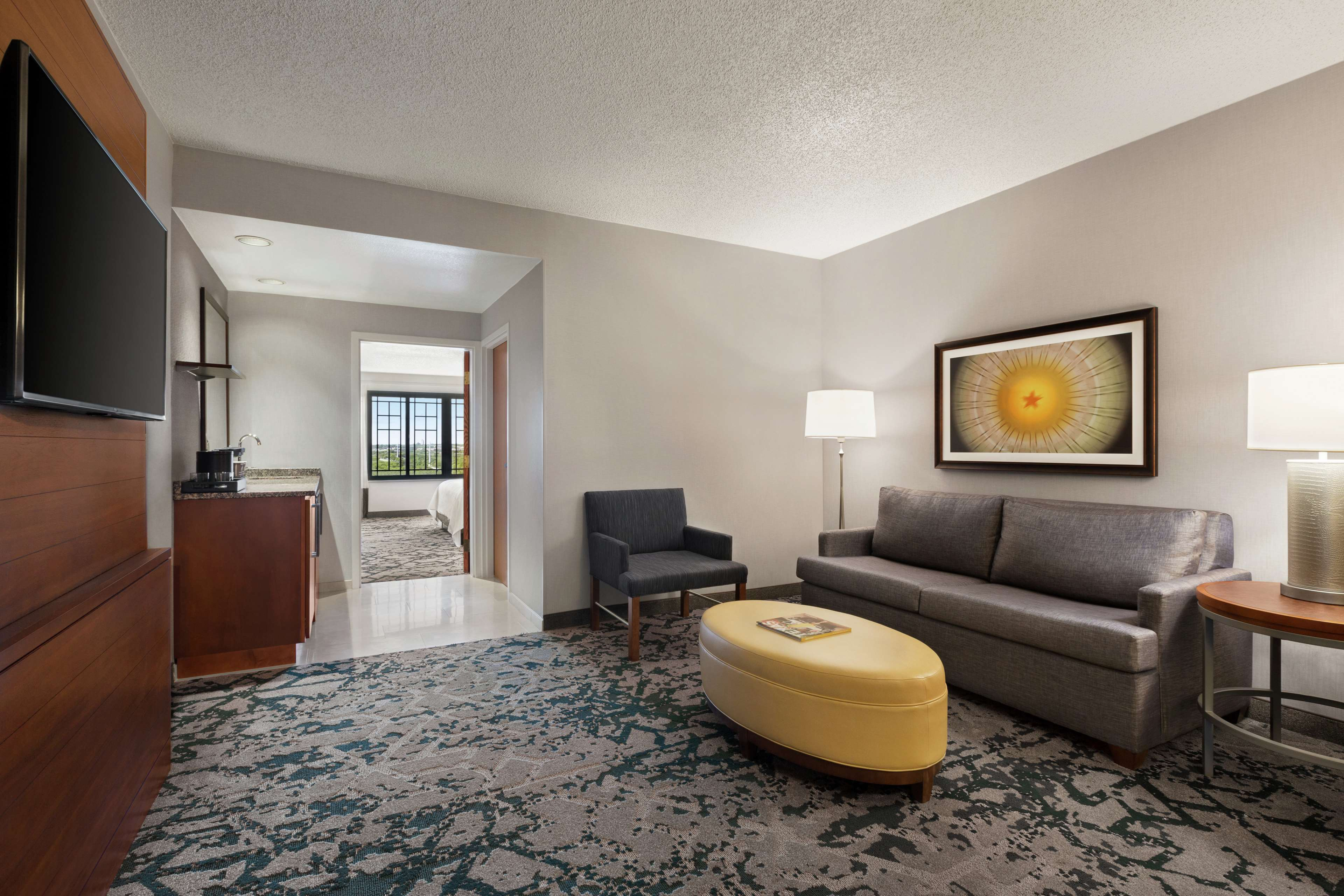 Embassy Suites by Hilton Dallas DFW Airport North in Grapevine, TX, photo #15