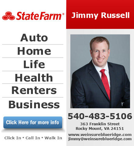 Jimmy Russell - State Farm Insurance Agent image 0