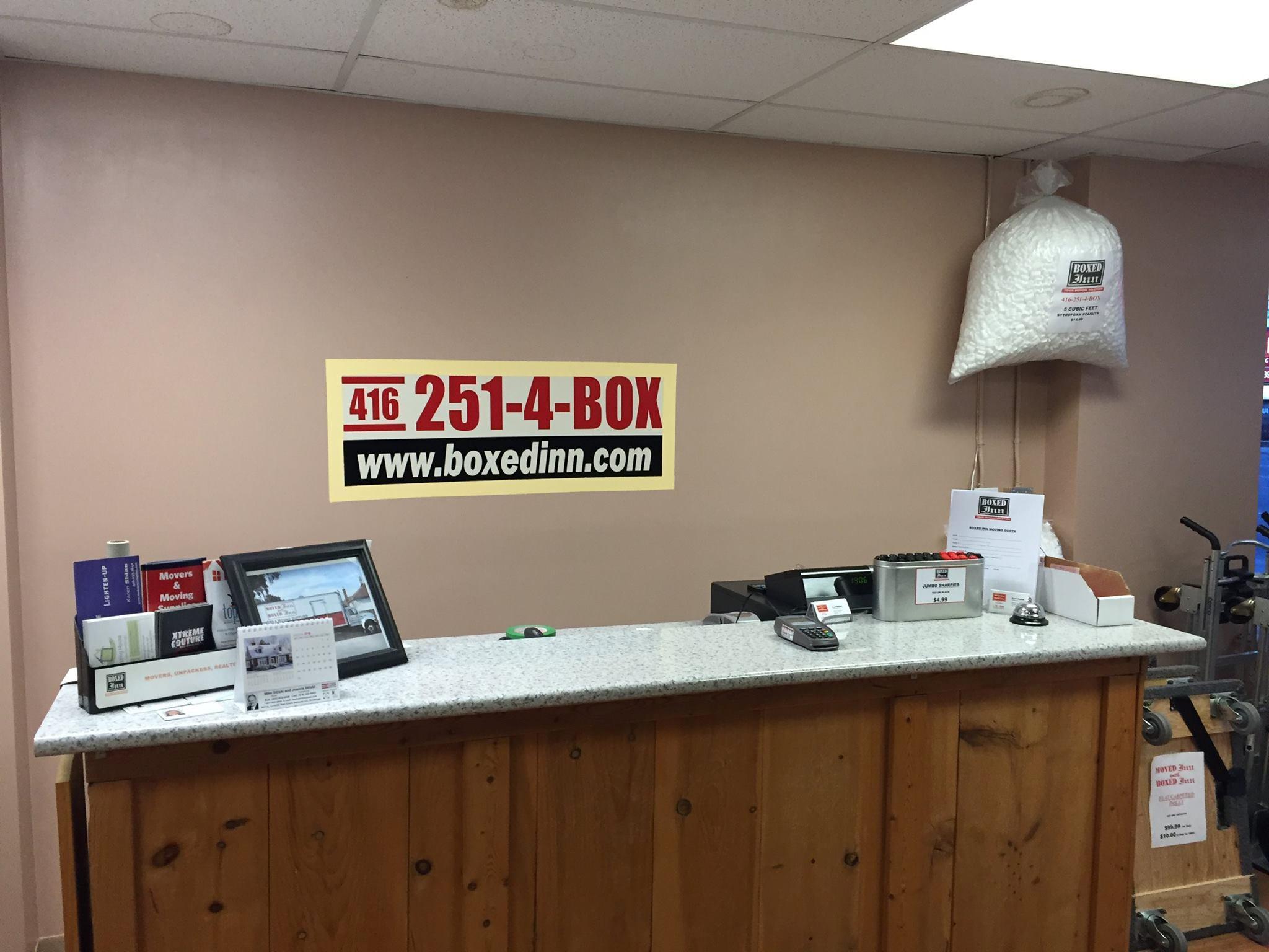 Boxed Inn