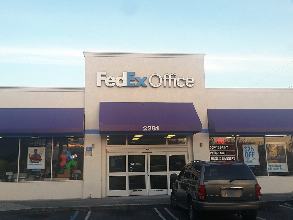 Fedex West Palm Beach Fl