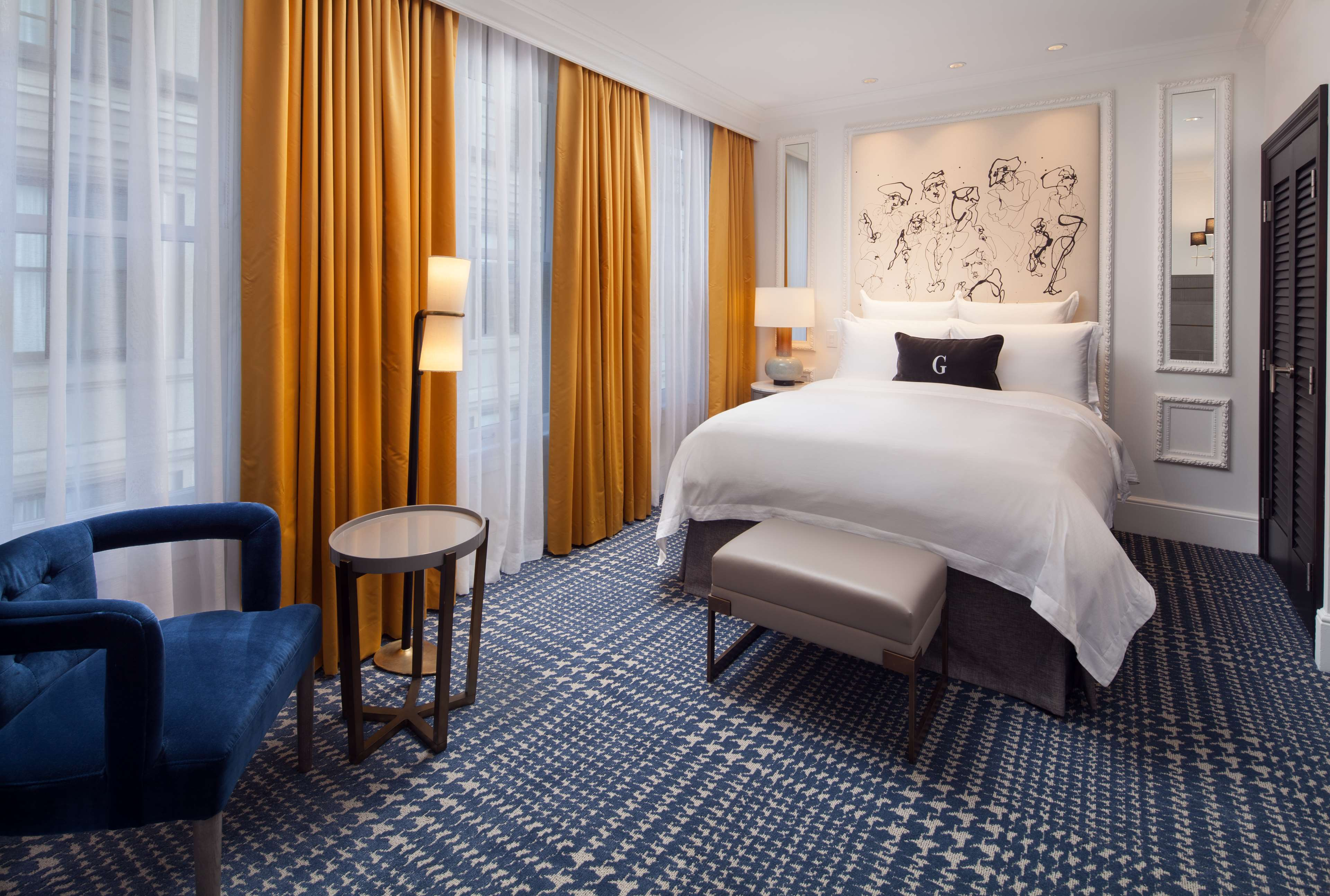 The Us Grant A Luxury Collection Hotel San Diego In San