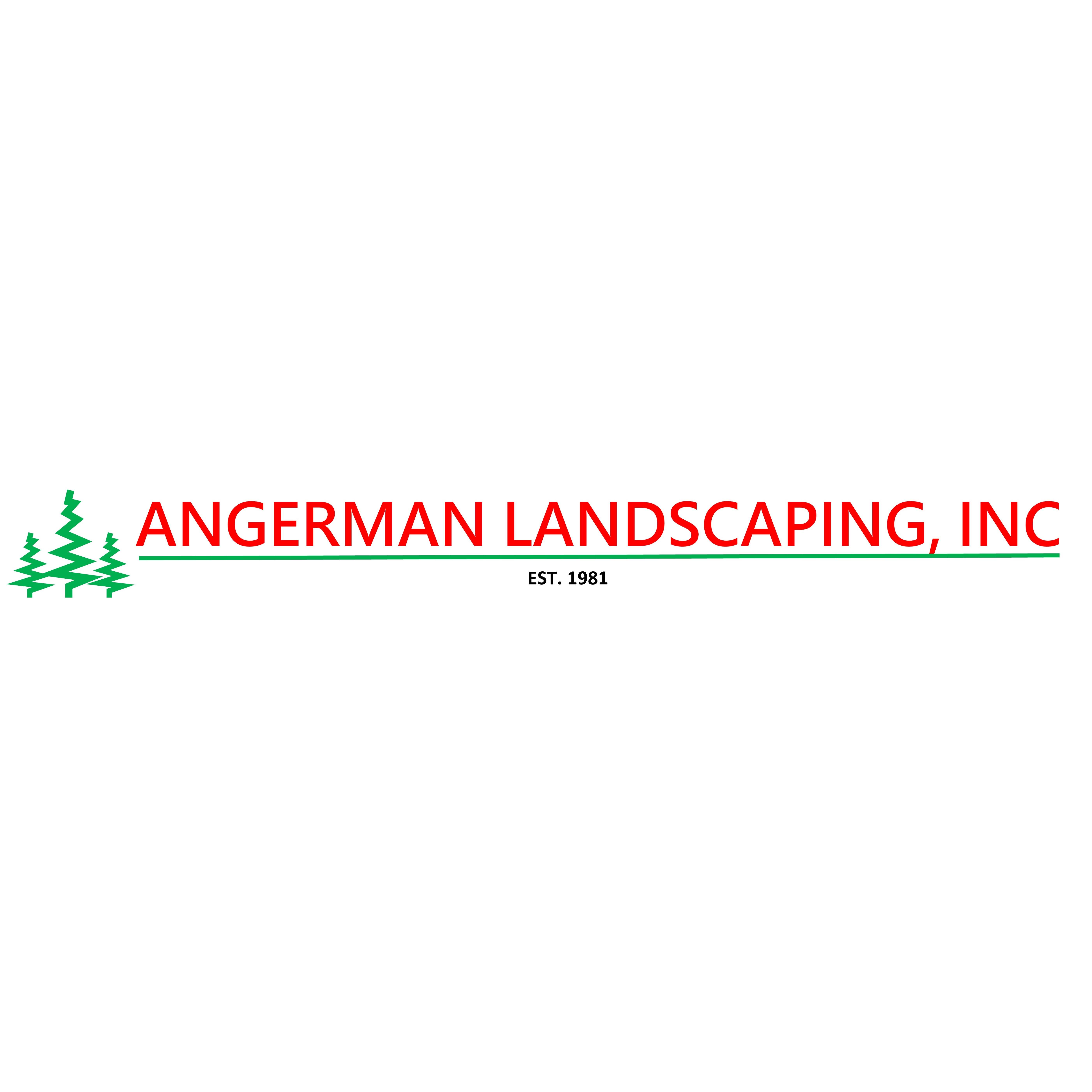 Angerman Landscaping Inc.