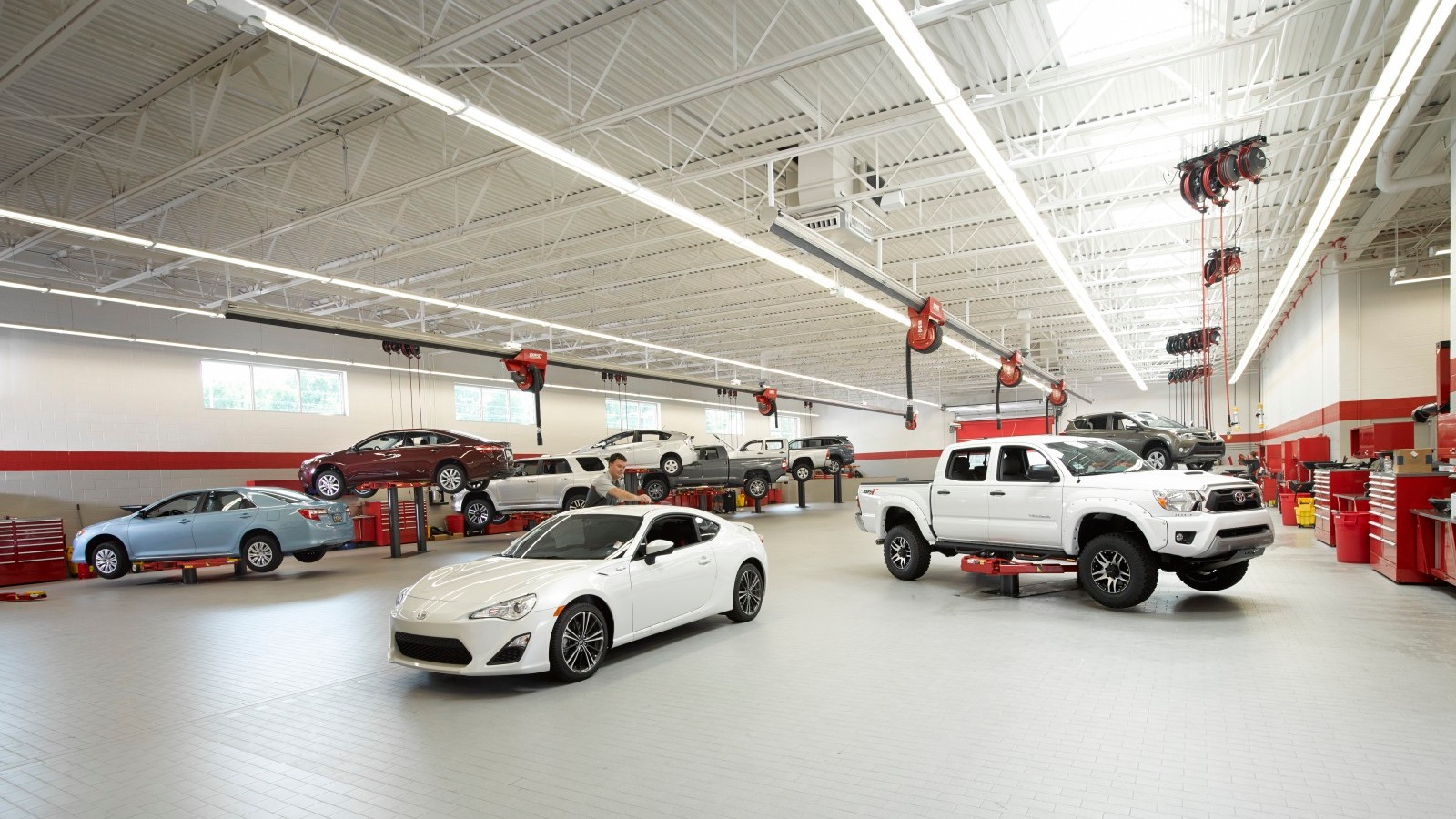 Fred Anderson Toyota Of Columbia West Columbia Sc