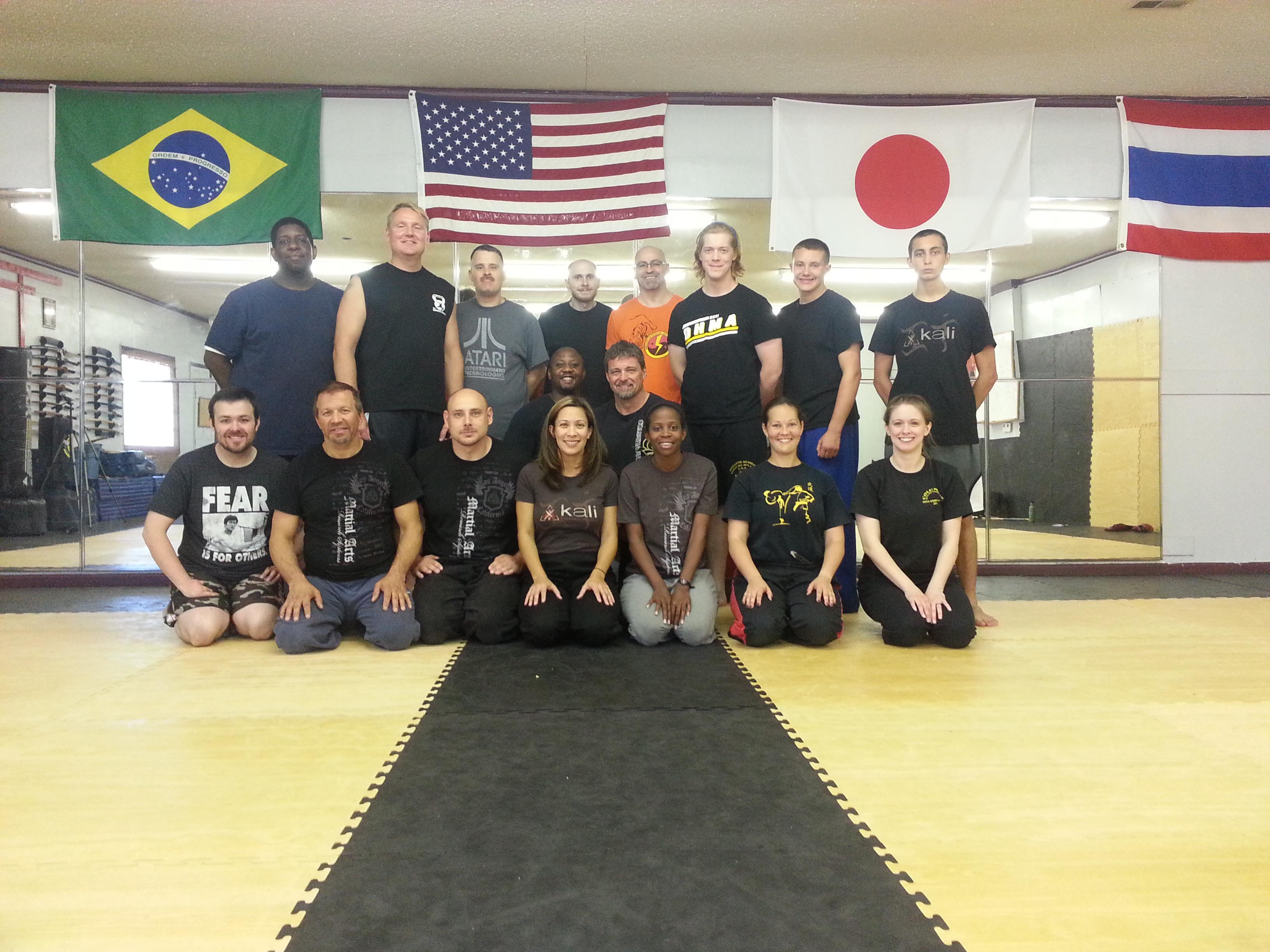 Keishi Dojo Martial Arts & Fitness Center - ad image