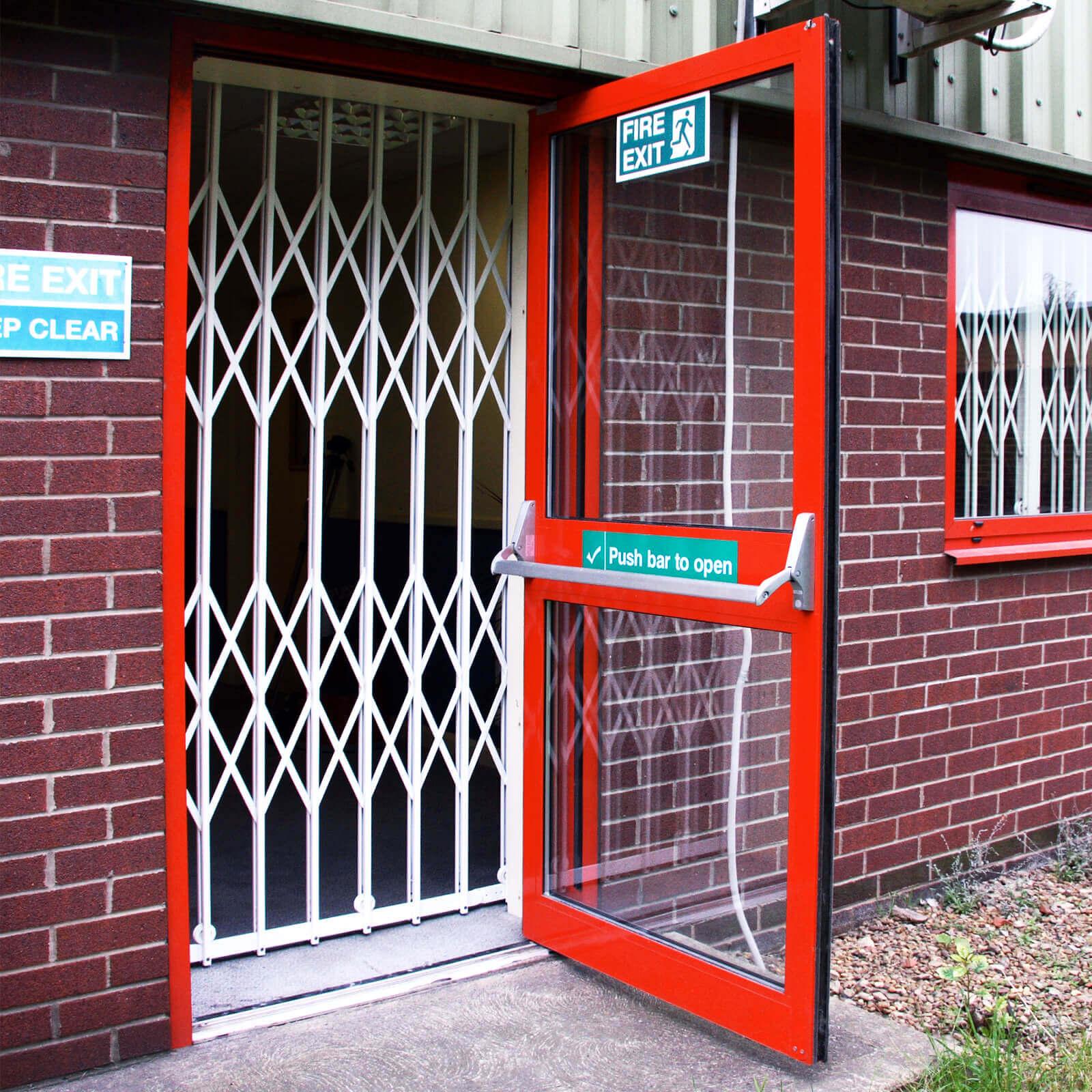 Protect Industrial Doors