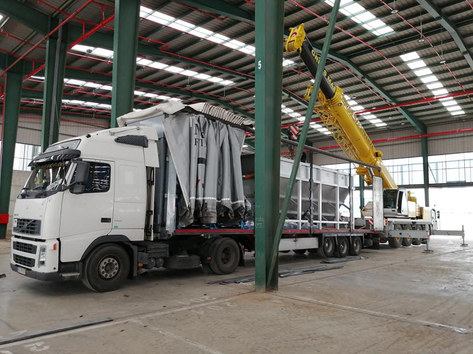 Transportes Quintas & Filho Lda