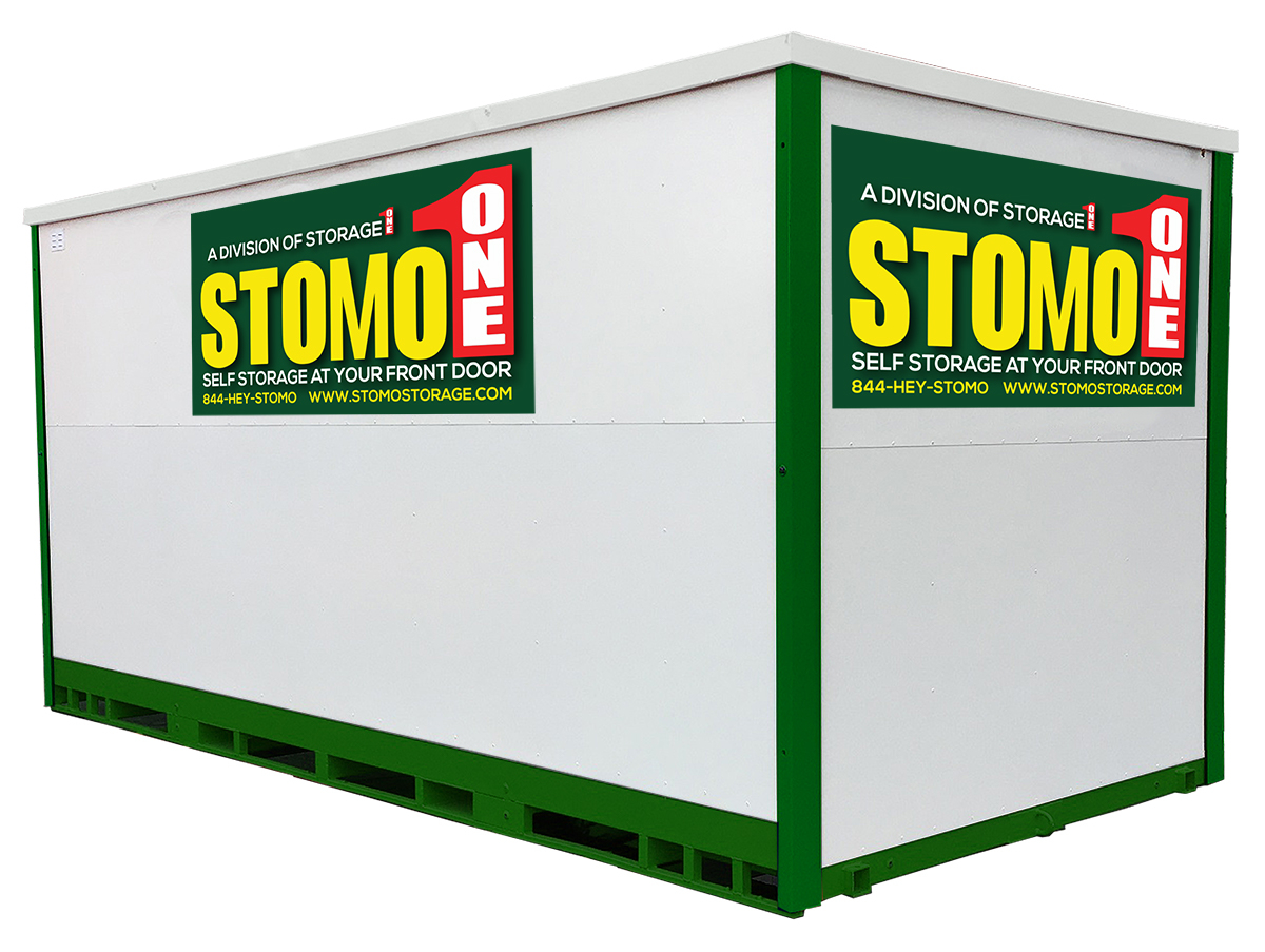 Stomo Mobile Self Storage image 0