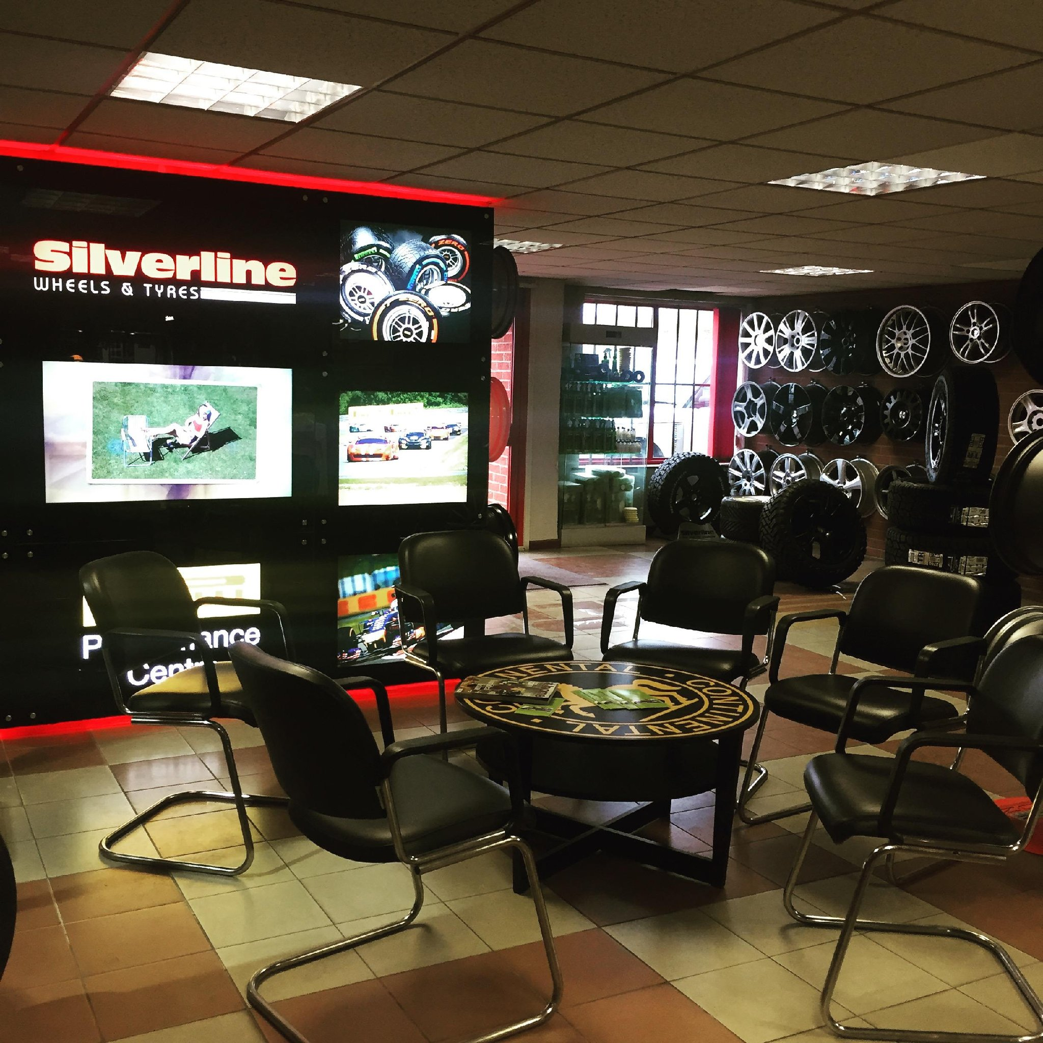 Silverline Wheels & Tyres