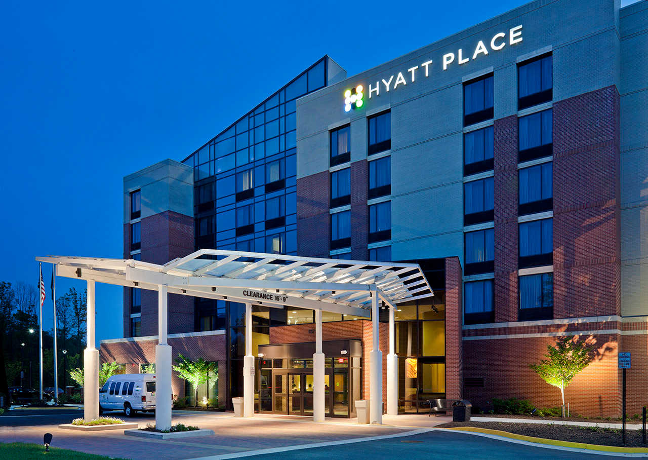 hyatt place herndon dulles airport east in herndon va. Black Bedroom Furniture Sets. Home Design Ideas