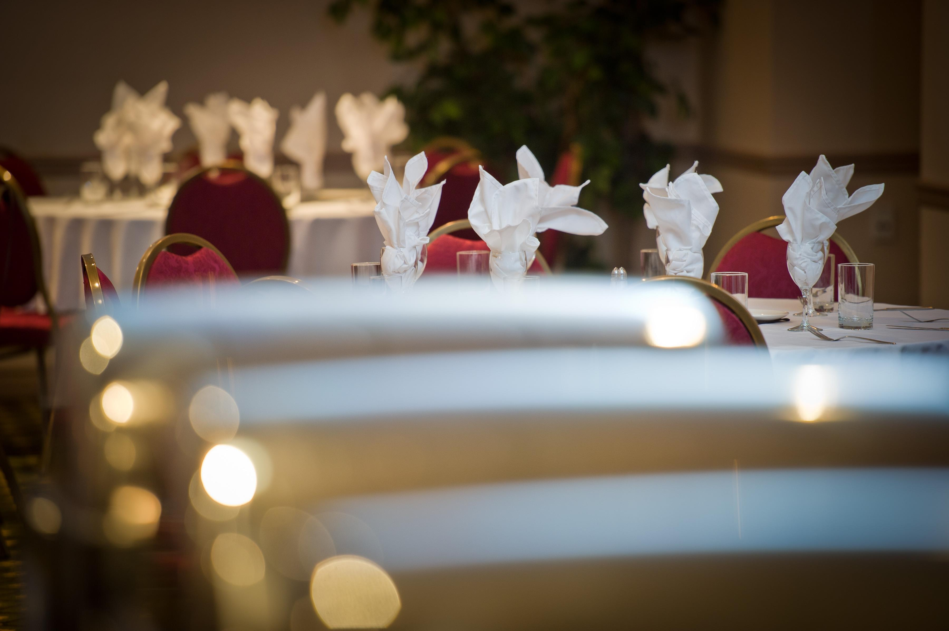 Best Western Plus Baker Street Inn & Convention Centre in Nelson: Banquet Facilities