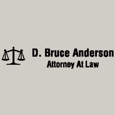 D. Bruce Anderson Attorney At Law