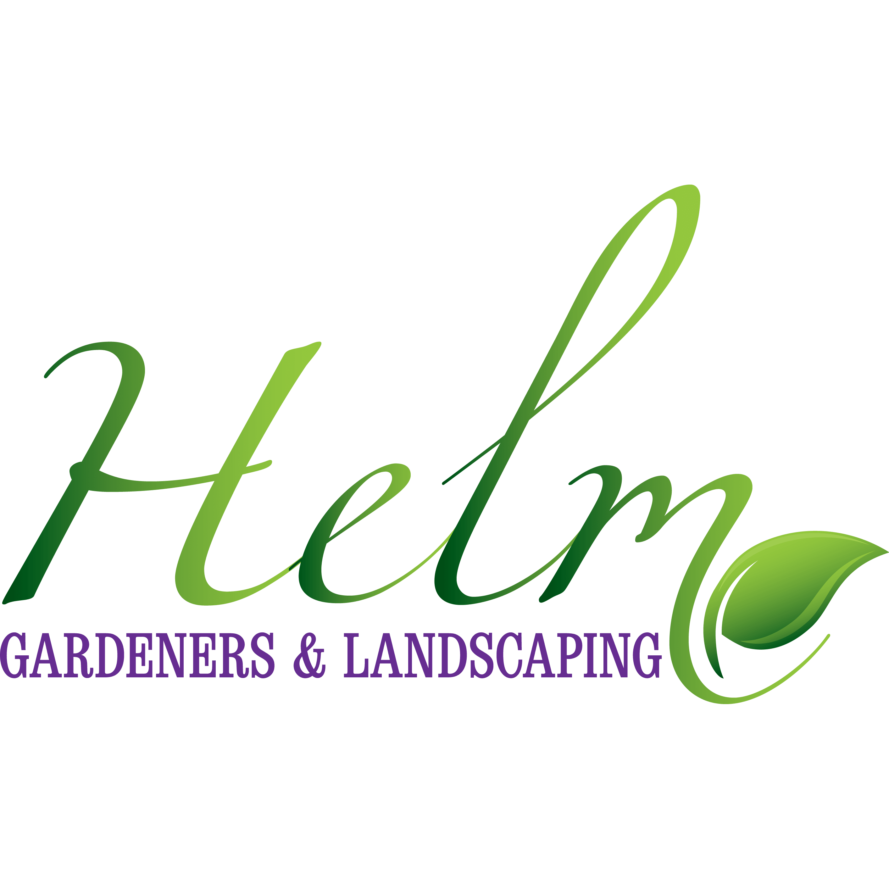 Helm Gardeners & Landscaping Co