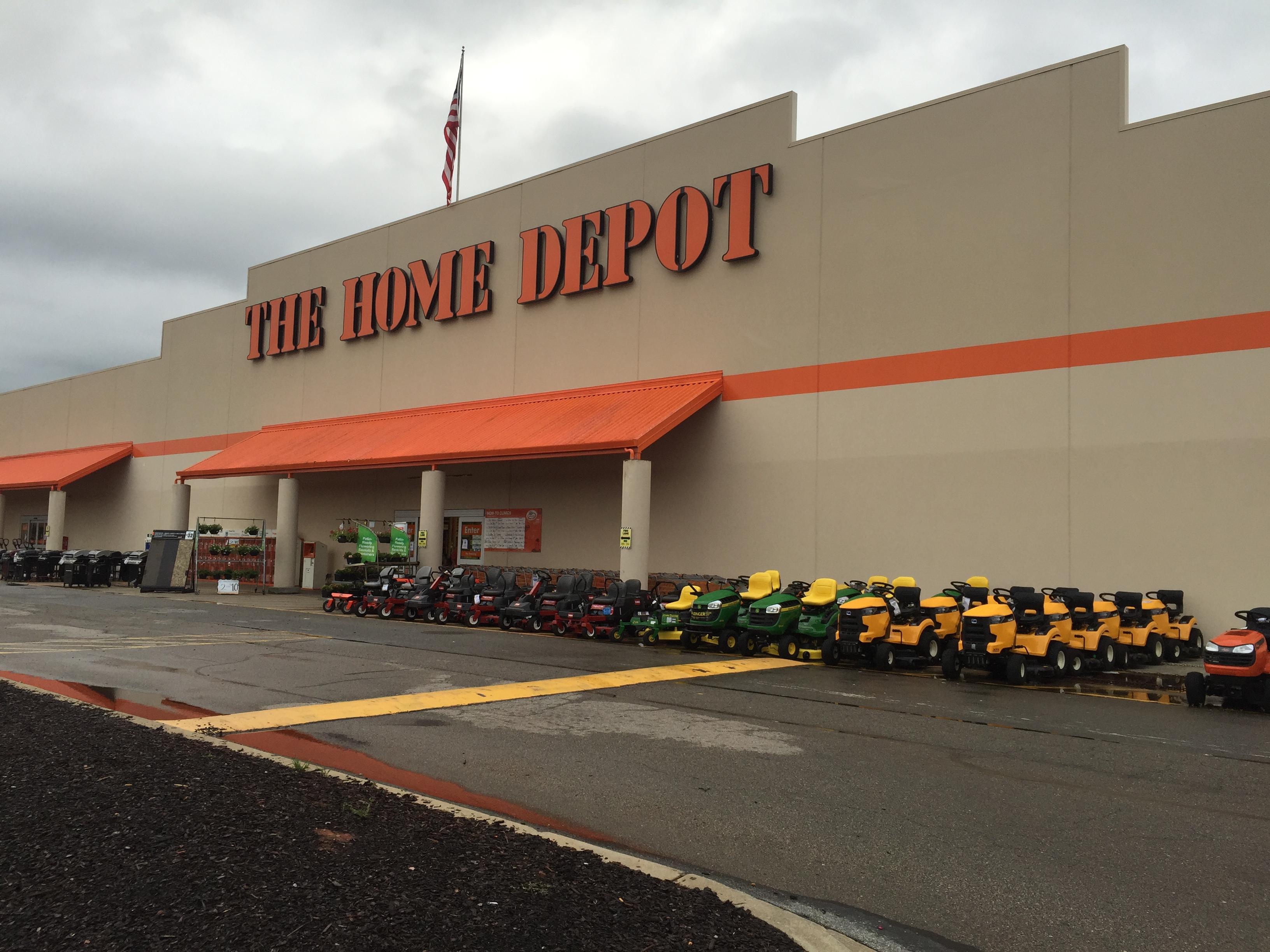 Home Depot Hartwell Ga Hours
