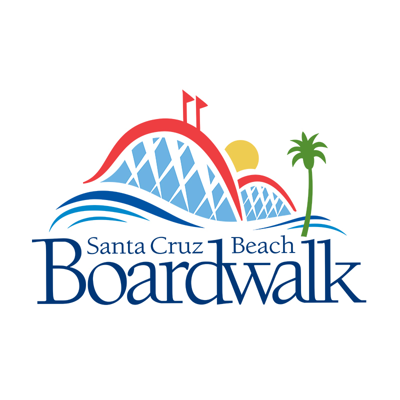 Santa Cruz Beach Boardwalk - Santa Cruz, CA - Amusement Parks