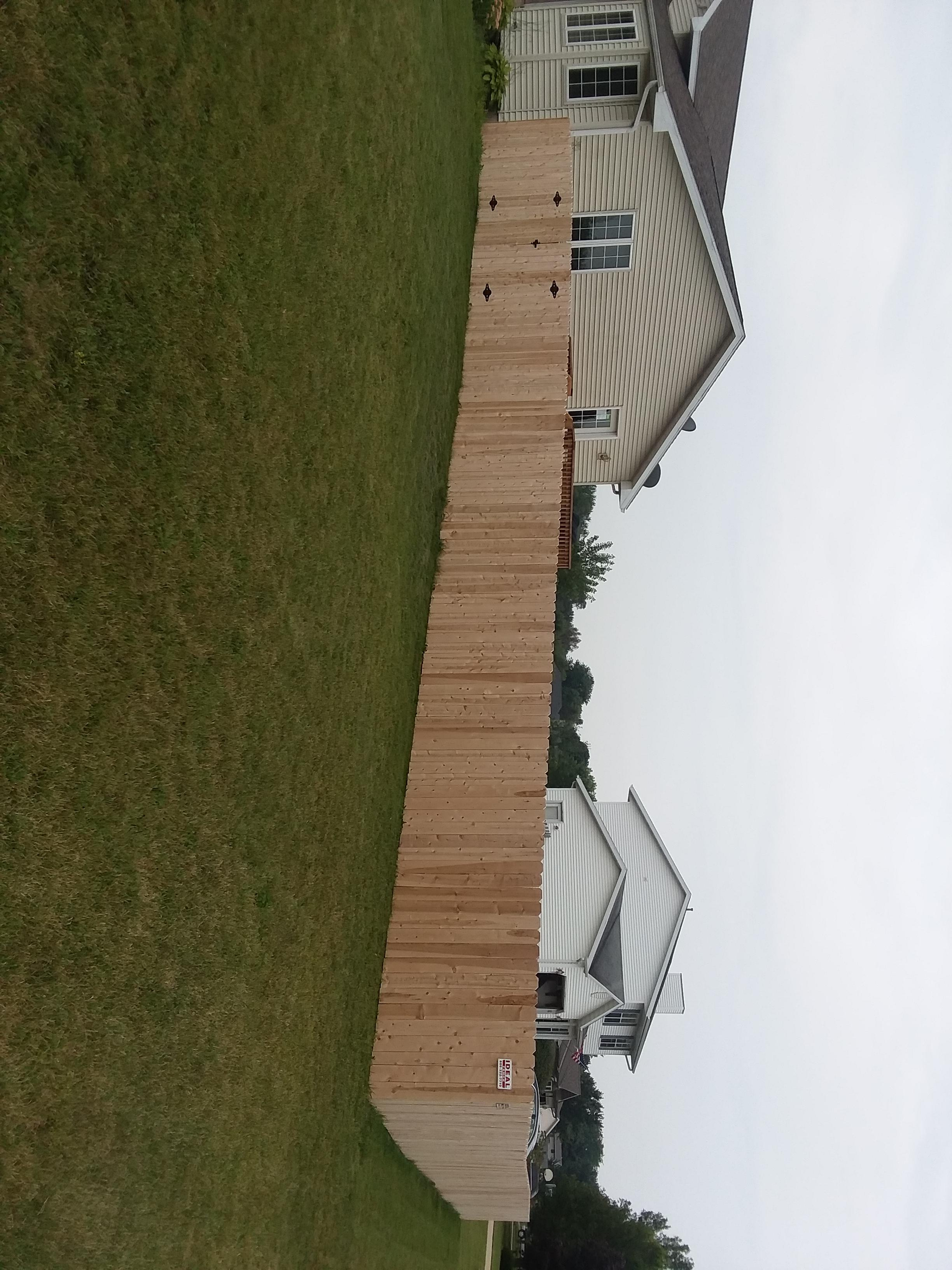 Ideal Fence of Madison Ltd in Cottage Grove, WI, photo #6