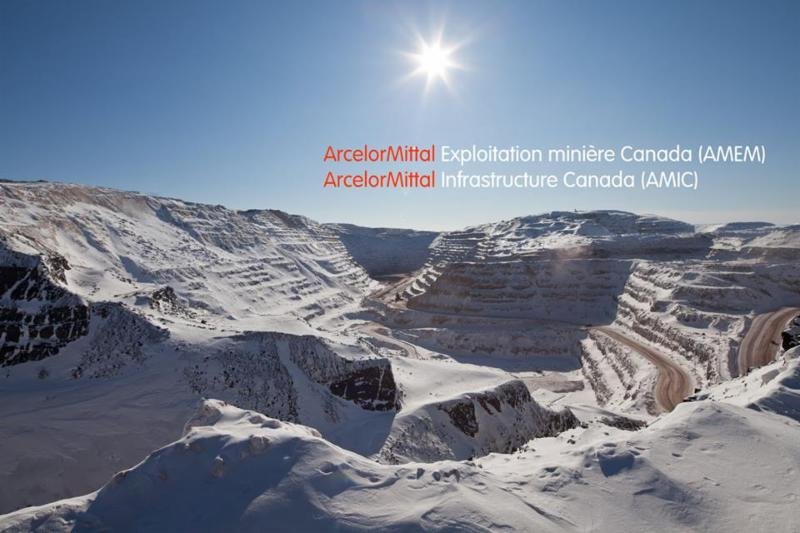 Arcelor Mittal Mines Canada Inc
