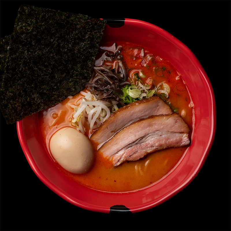 Click to expand image of Premium Tonkotsu Red