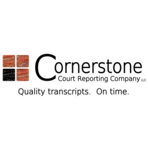 Cornerstone Court Reporting Company, LLC