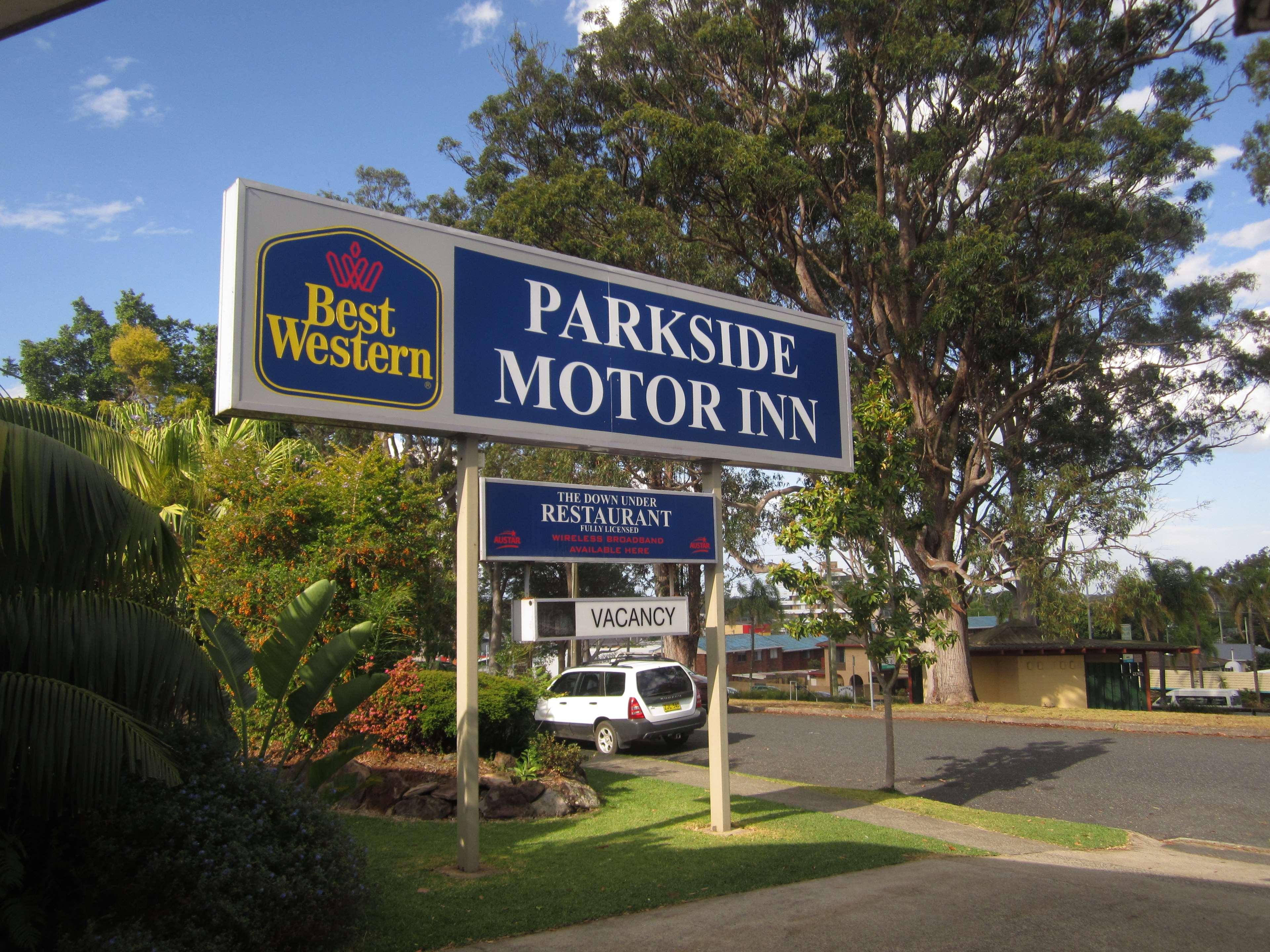 Best Western Parkside Motor Inn Hotels Coffs Harbour