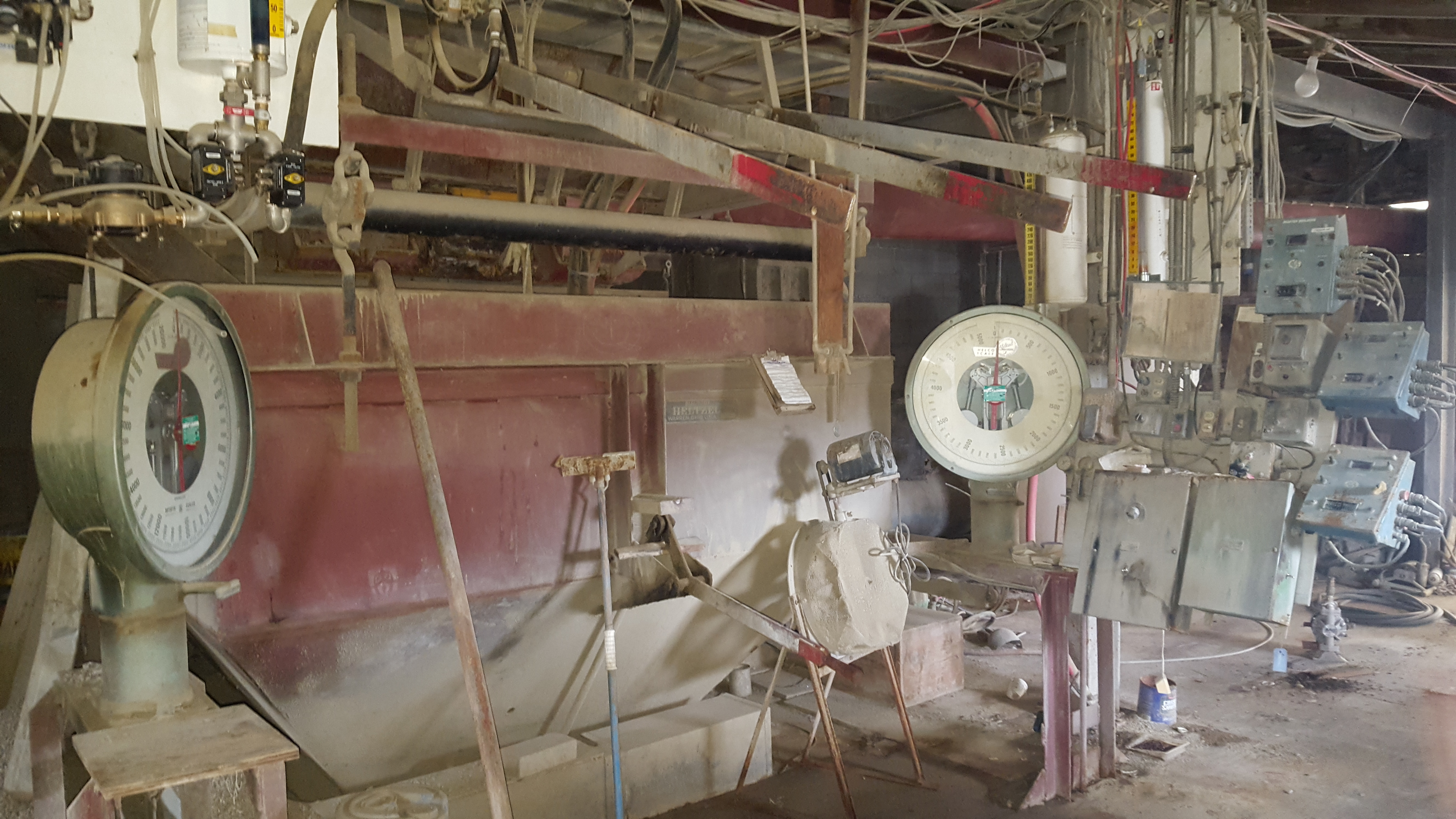 Banas Concrete has been around for a very long time.  This is what the manufacturing plant used to look.