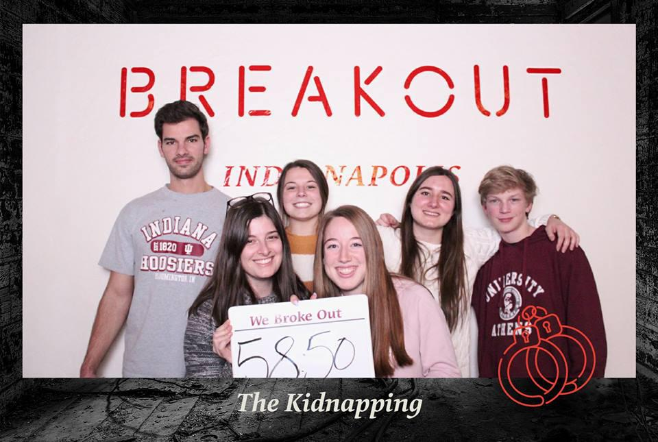 Breakout Games - Indianapolis (Greenwood) image 1