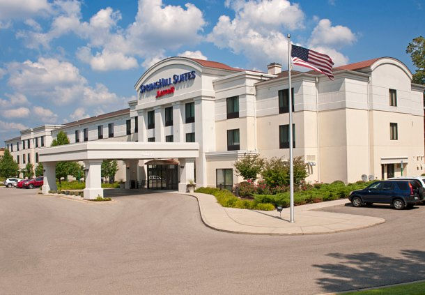 SpringHill Suites by Marriott Grand Rapids Airport Southeast