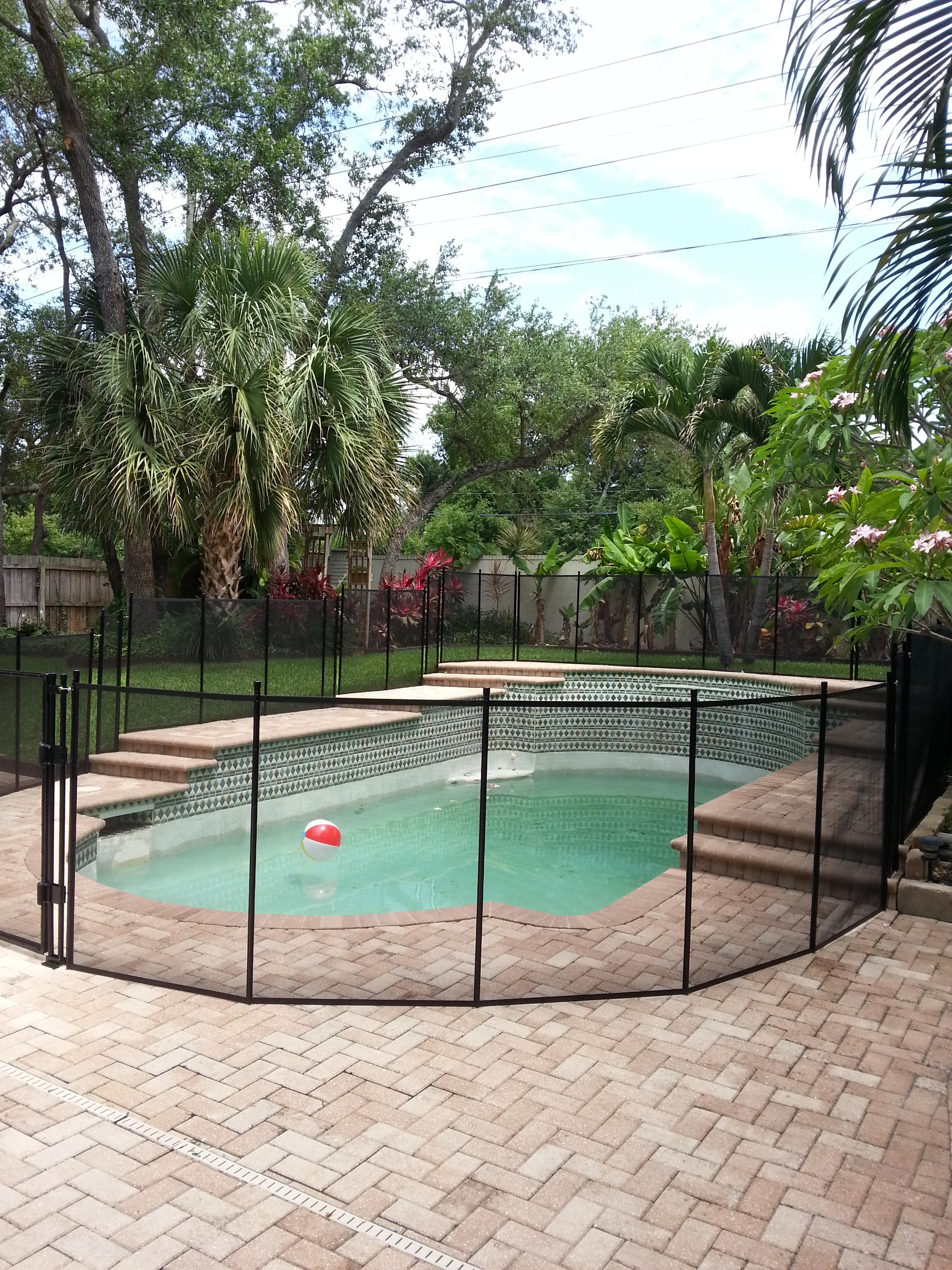 Childcare Pool Fence Systems image 0