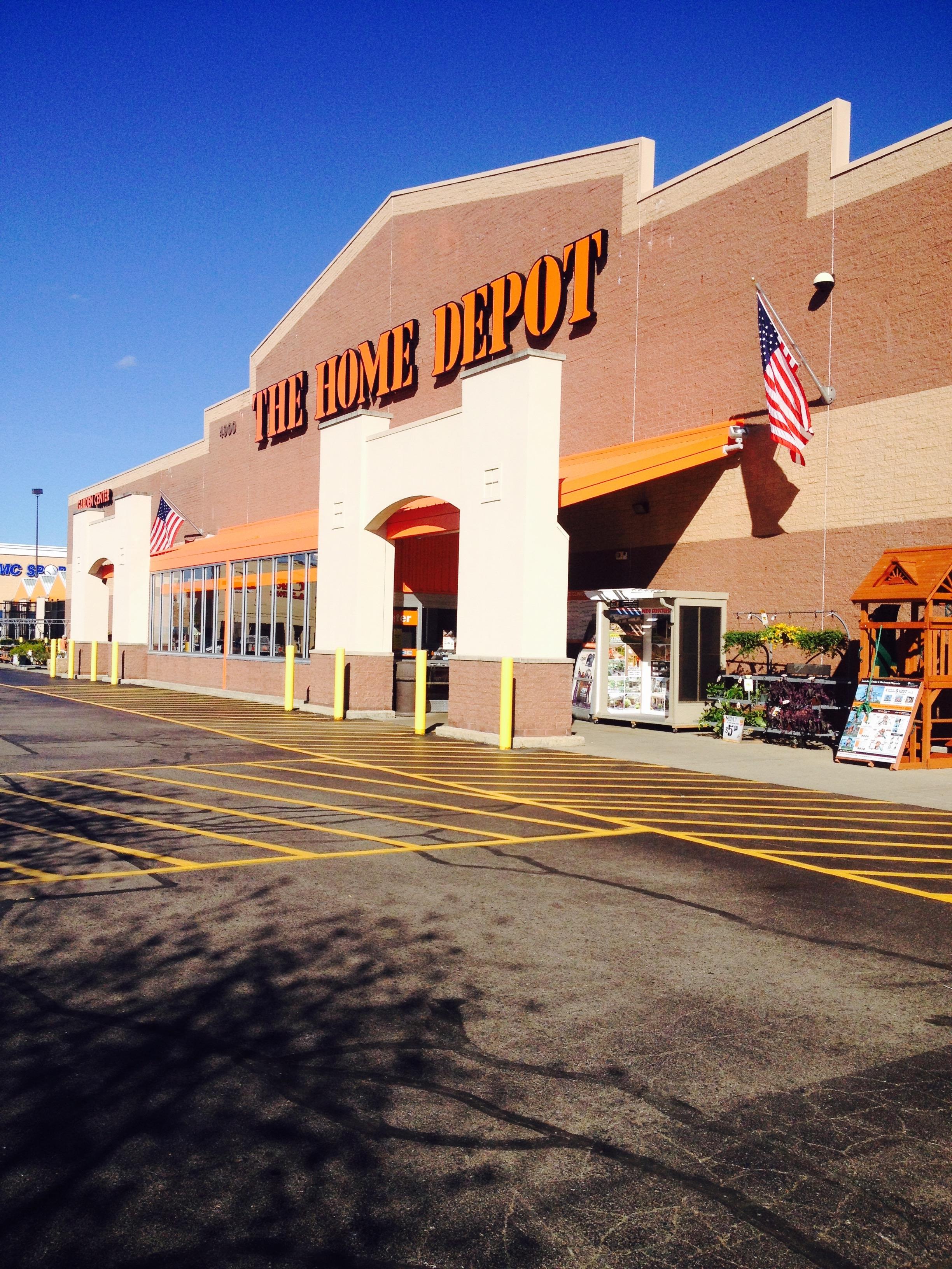 the home depot in grandville mi 616 257 9. Black Bedroom Furniture Sets. Home Design Ideas