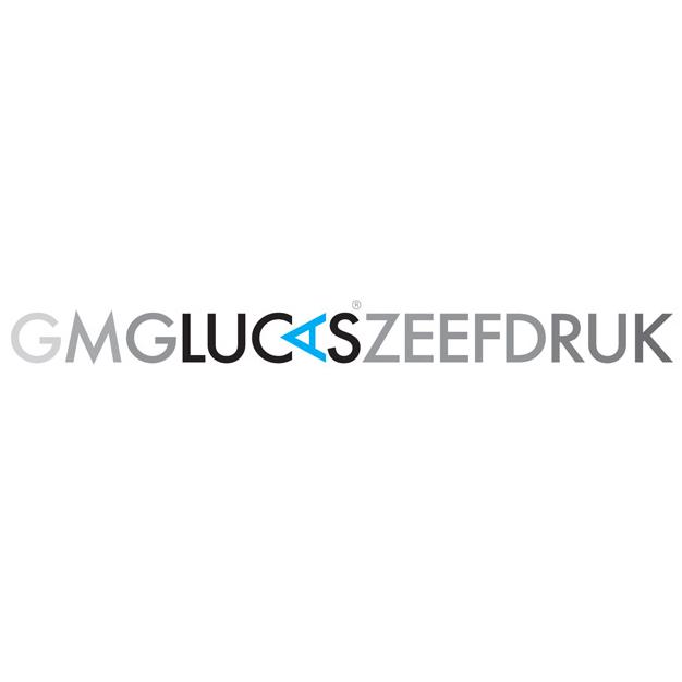 Logo GMG Lucas Zeefdruk
