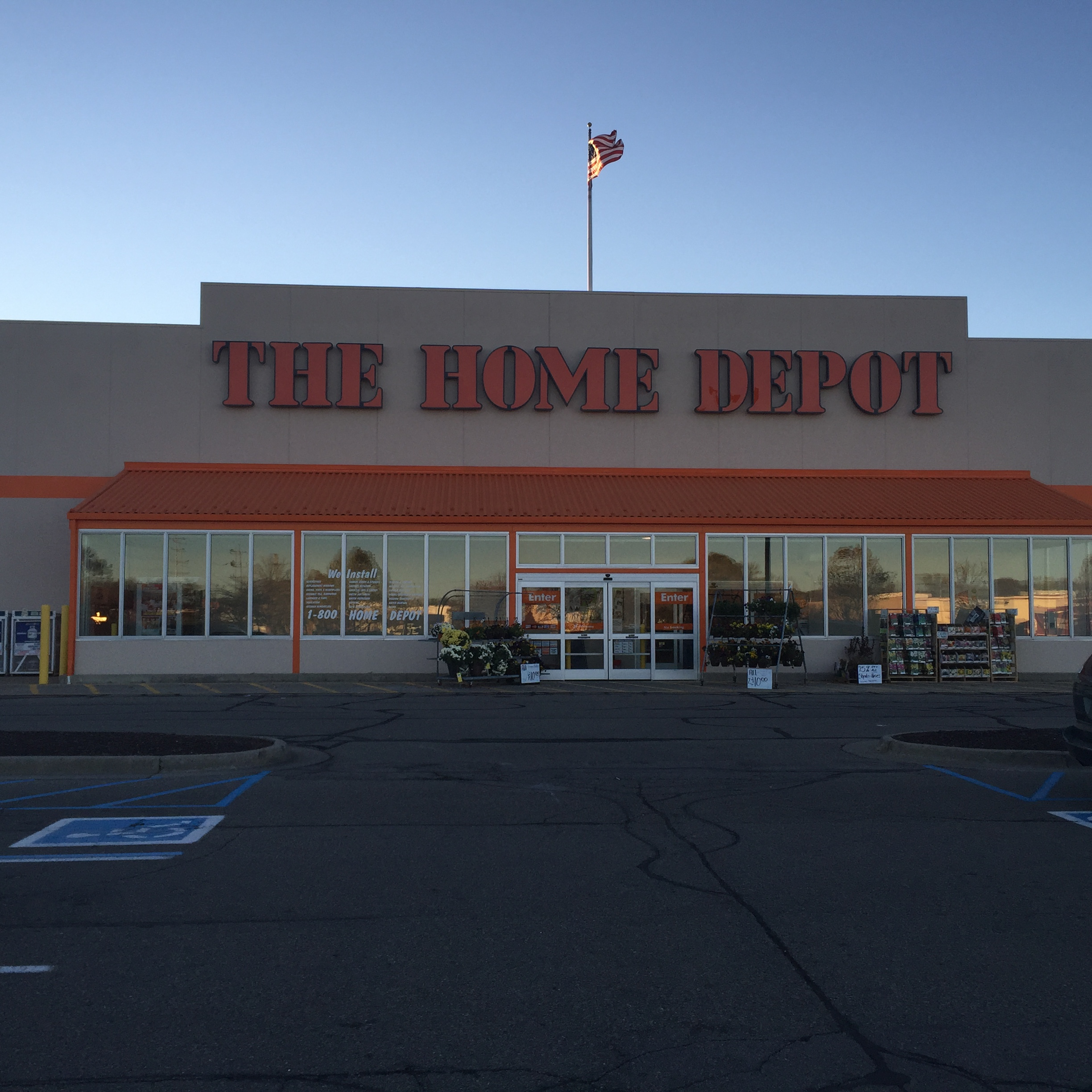 The Home Depot In Jackson Mi Whitepages