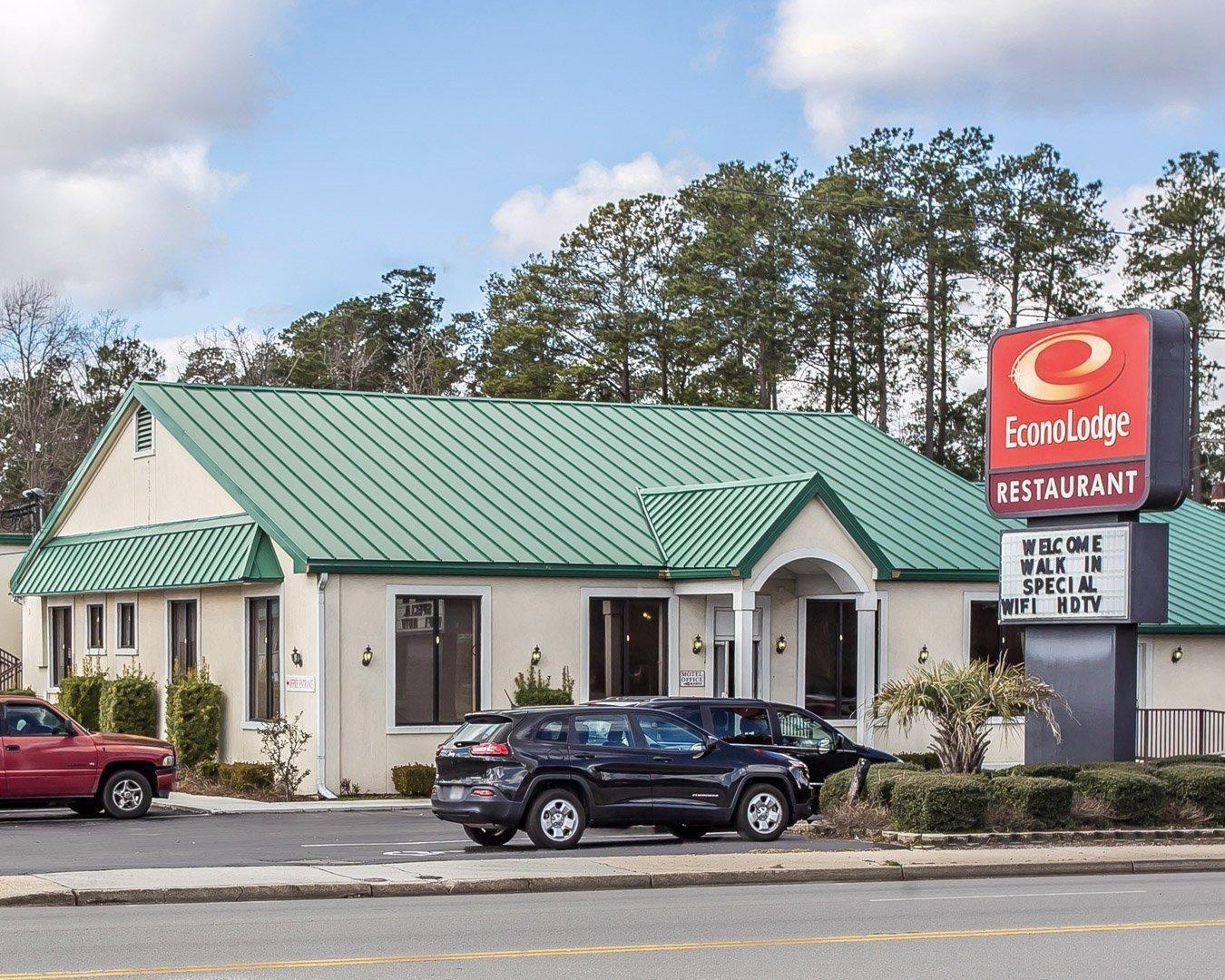 Econo Lodge In Conway Sc Whitepages