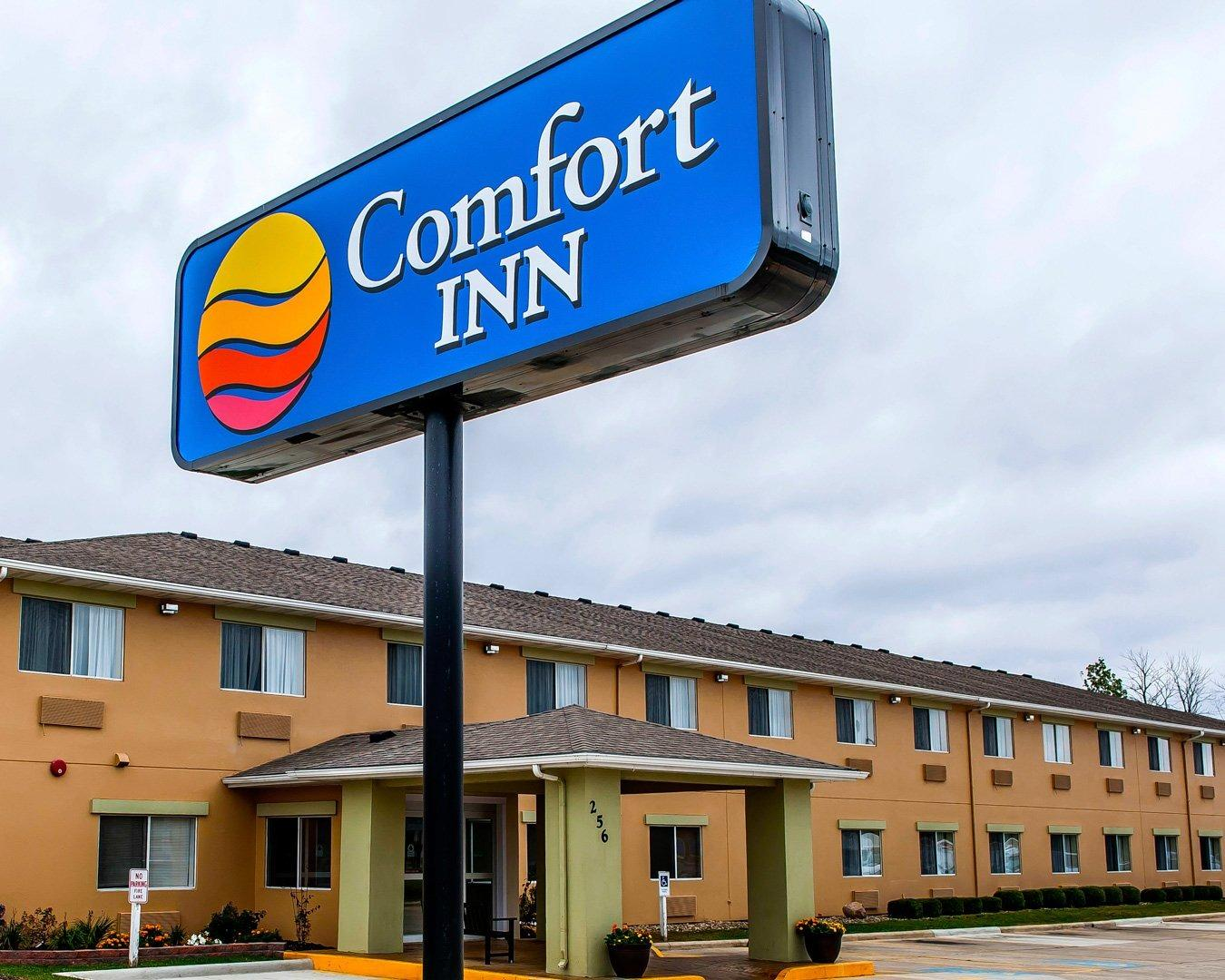 comfort inn in marion oh whitepages. Black Bedroom Furniture Sets. Home Design Ideas